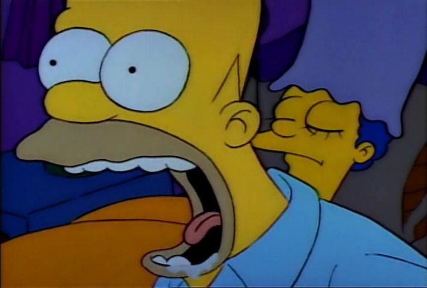 Homero despierto