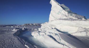 Más de 400 icebergs aparecen cerca del lugar donde se hundió el Titanic