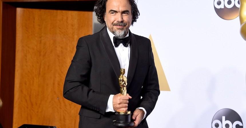 Iñárritu en los Premios OScar 2016