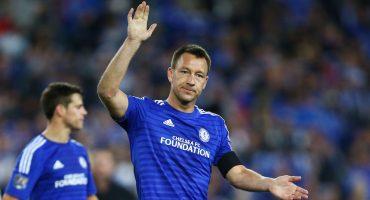 Oficial: John Terry ya no será más jugador del Chelsea