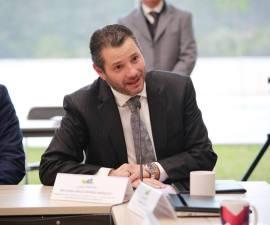 El diputado del PAN, Juan Carlos Muñoz