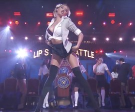 Kate Upton - Coreografía de Baby One More Time