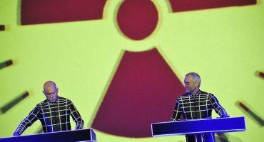 ¡Kraftwerk lanzará un álbum en vivo con una película en 3-D!