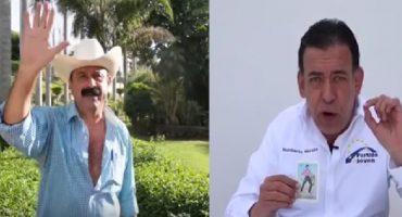 Layín vs Moreira, ¿quién tiene el spot más chafa de este inicio de campañas?