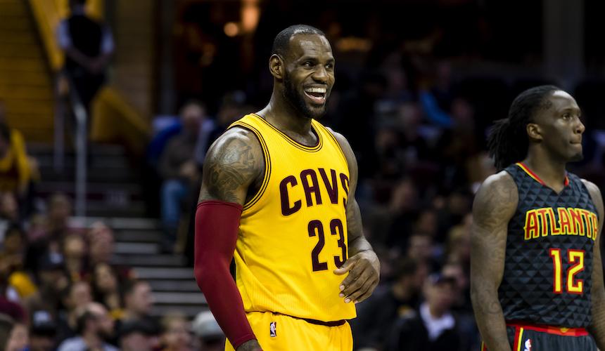 Los Cleveland Cavaliers son los primeros en avanzar en los Playoffs