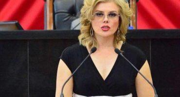 Lily Ibarra, diputada del PAN, llama feminazis a activistas