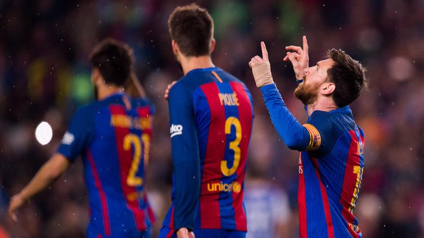 El FC Barcelona evita la pesadilla y derrota a la Real Sociedad