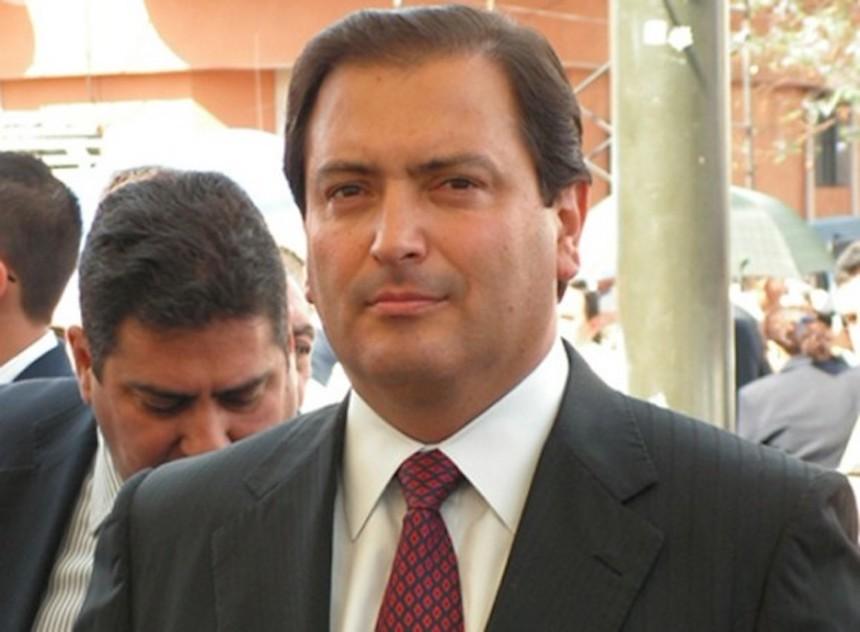 Luis Armando Reynoso Femat, exgobernador de Aguascalientes