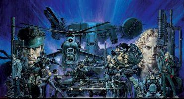 Solid Snake: el incidente de Shadow Moses
