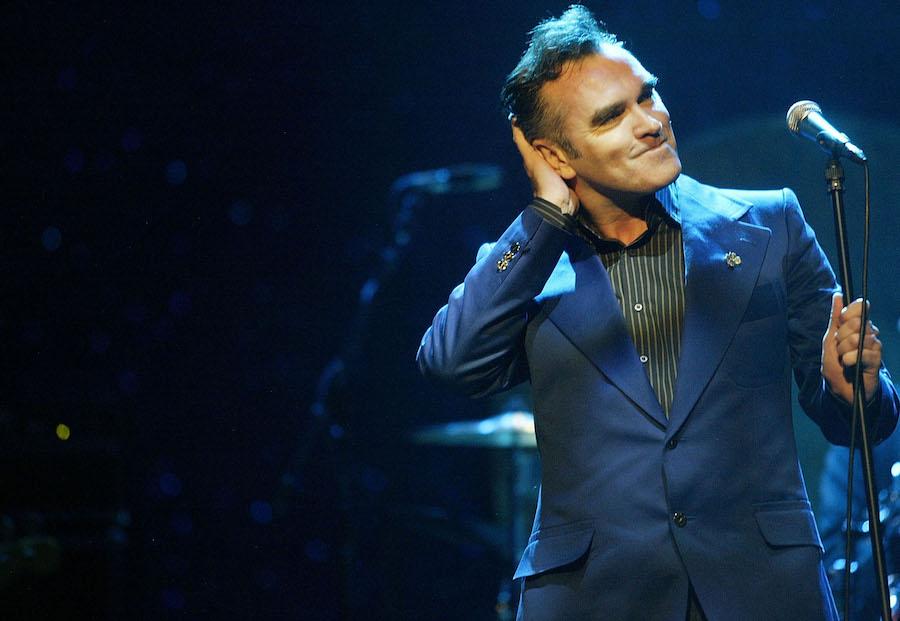 Morrissey rechazó participar en el nuevo disco de Gorillaz.