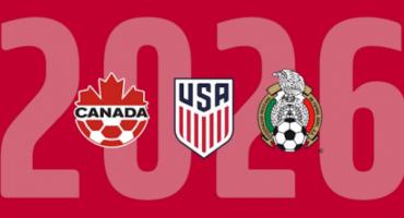 Yon de Luisa representa a México en la candidatura para organizar el Mundial de 2026
