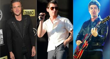 Kurt Cobain, Alex Turner, Jack White y más músicos de niños