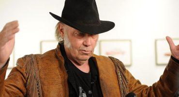 Neil Young anuncia su propio servicio de streaming de alta fidelidad