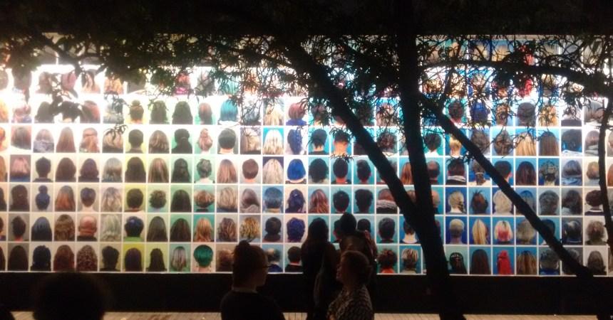 Foto de la exposición AHEAD