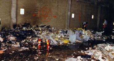 El FBI revela fotos inéditas del ataque al Pentágono el 11 de Septiembre