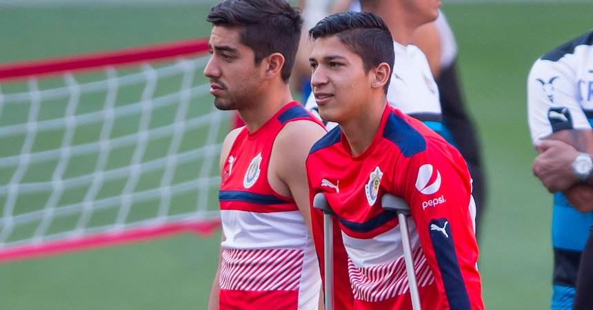 Pizarro y Zaldívar lesionados