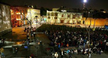 Época de oro del cine mexicano y mariachi en la Plaza Garibaldi