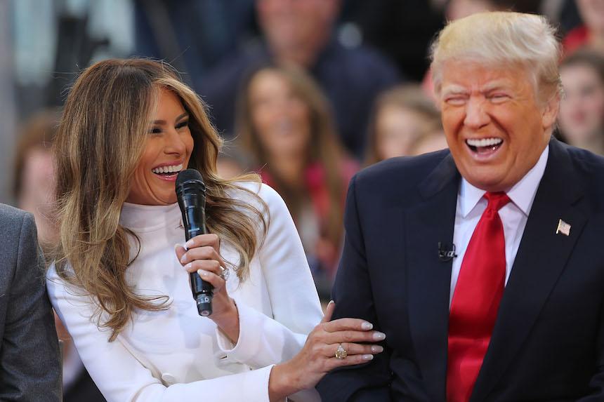 Melania Trump, primera dama de Estados Unidos ganó demanda al periódico británico Daily Mail