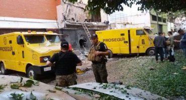 ¿Vin Diesel? ¿Stallone? No, este es un asalto de película en Paraguay