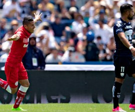 Pumas vs Toluca