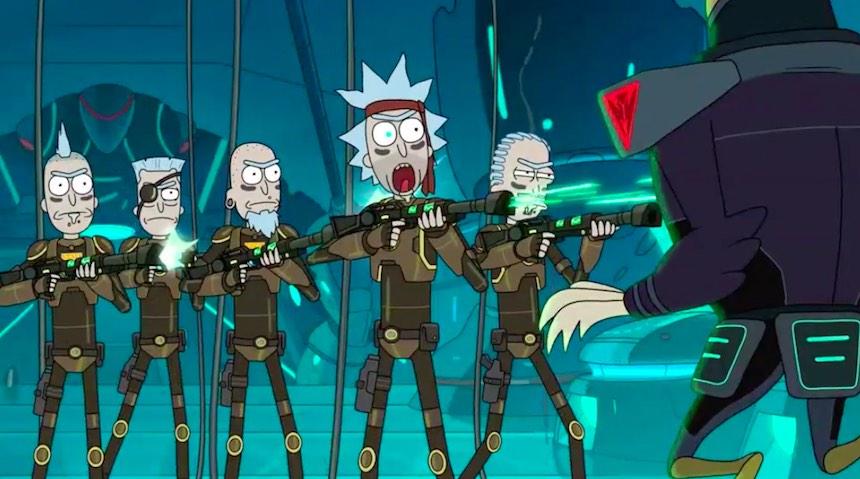 Nueva Temporada de Rick and Morty