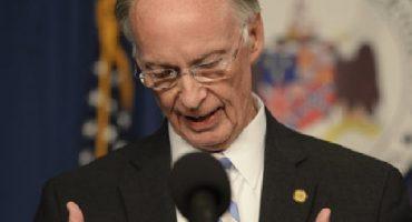 El exgobernador de Alabama, Robert Bentley