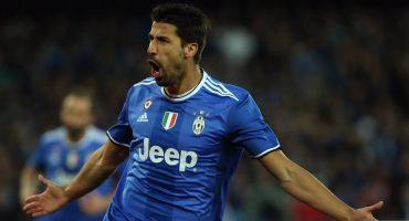 Checa los goles del partido entre el Napoli y la Juventus