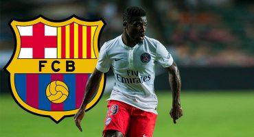 Serge Aurier sería el nuevo lateral derecho del Barcelona