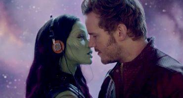 Escucha el soundtrack de Guardians of the Galaxy en... ¿unas papas?