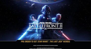 Gracias internet: filtran el trailer de Star Wars Battlefront 2