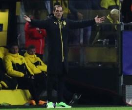 Tomas Tuchel, entrenador del Borussia Dortmund