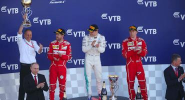 Valtteri Bottas se lleva el primer Gran Premio de su carrera en Rusia