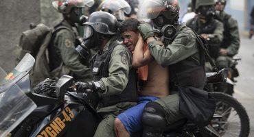 Venezuela: 14 militares fueron detenidos por