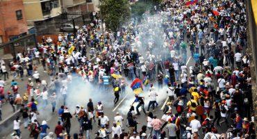 Segunda jornada: continúan las movilizaciones contra Maduro en Venezuela
