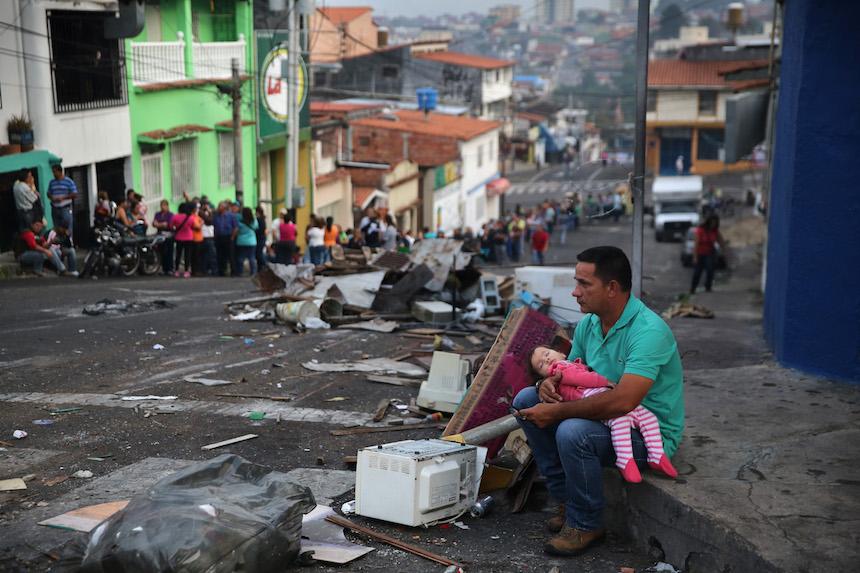 Pobreza y desigualdad en Venezuela