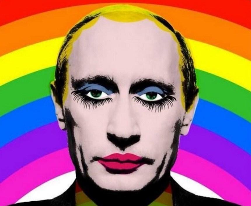 ¡Vladimir Putin prohibió este meme y el mundo lo hace suyo!