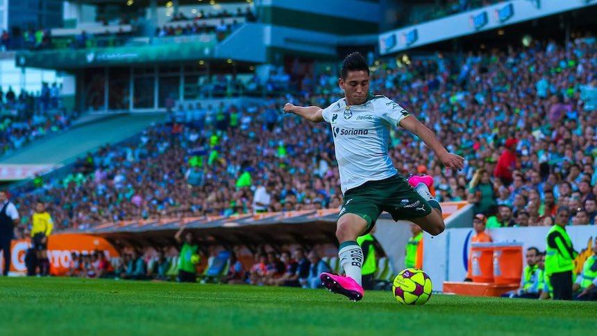 La promesa de la Liga MX: El 'Italiano' Gael Sandoval