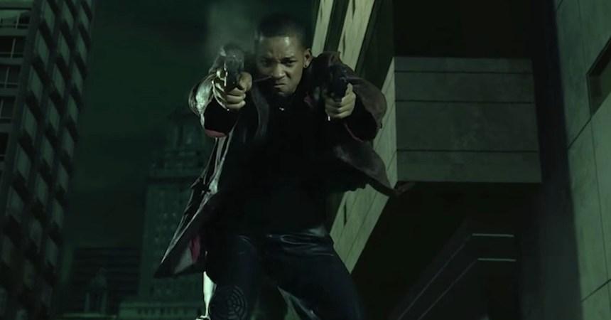 Will Smith en The Matrix