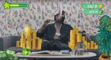 Wiz Khalifa quiere que plantes y cultives marihuana en su nuevo juego