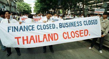 #Geekonomía: La crisis asiática de 1997