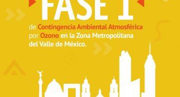 ¡¡¡¿¿¿Por fin???!!! Se suspende la Contingencia Ambiental por ozono