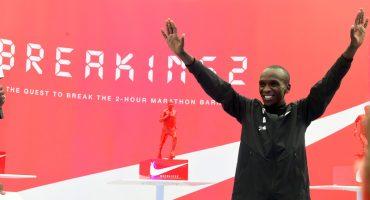 Breaking 2: La histórica gesta de correr un maratón en dos horas