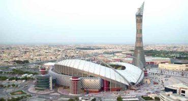 Galeria: Así es el primer estadio que se inauguró para el Mundial de Qatar 2022