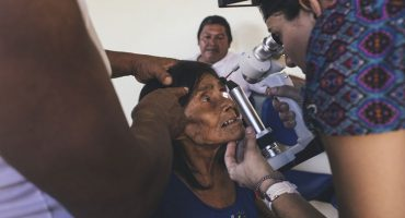 México elimina el Tracoma, la principal causa infecciosa de ceguera