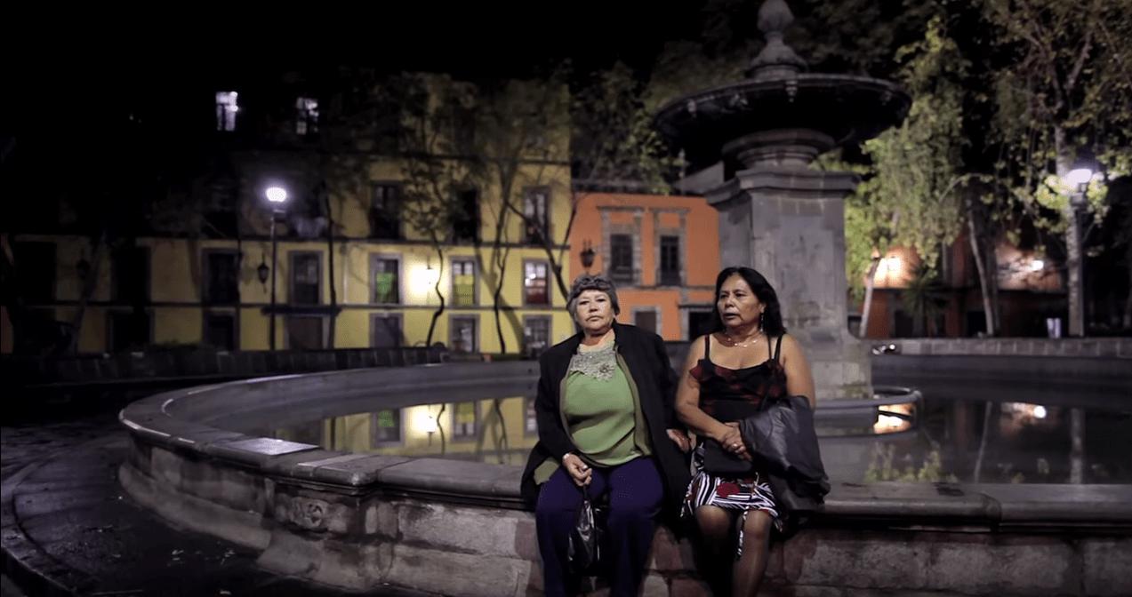 Mujeres de carne y sueños: La plaza de la soledad
