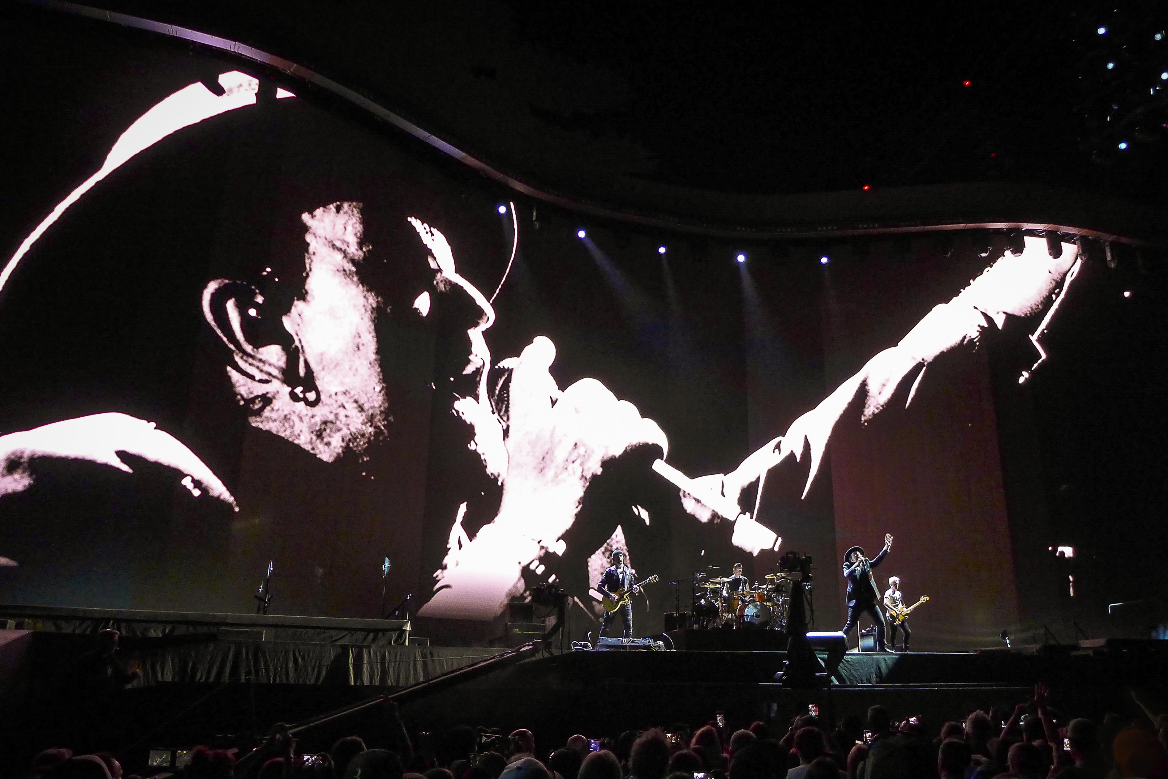 U2 - Neon Hearts