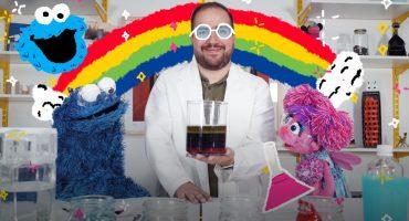 Dream Team: El monstruo Comegalletas y Sopitas por La Ciencia!