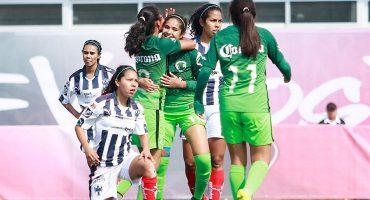 Arrancó la Copa MX Femenil: Goles a racimos, ambiente de fiesta y América es líder