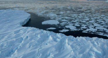 Antartida, calentamiento global