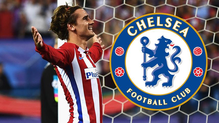 Griezmann al Chelsea